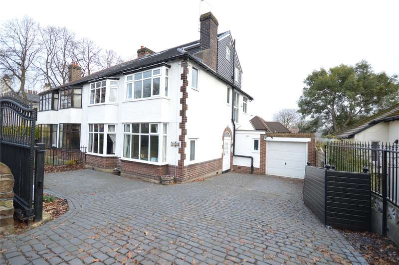 6 Bedrooms Semi Detached House for sale in Cuckoo Lane, Woolton, Liverpool, L25