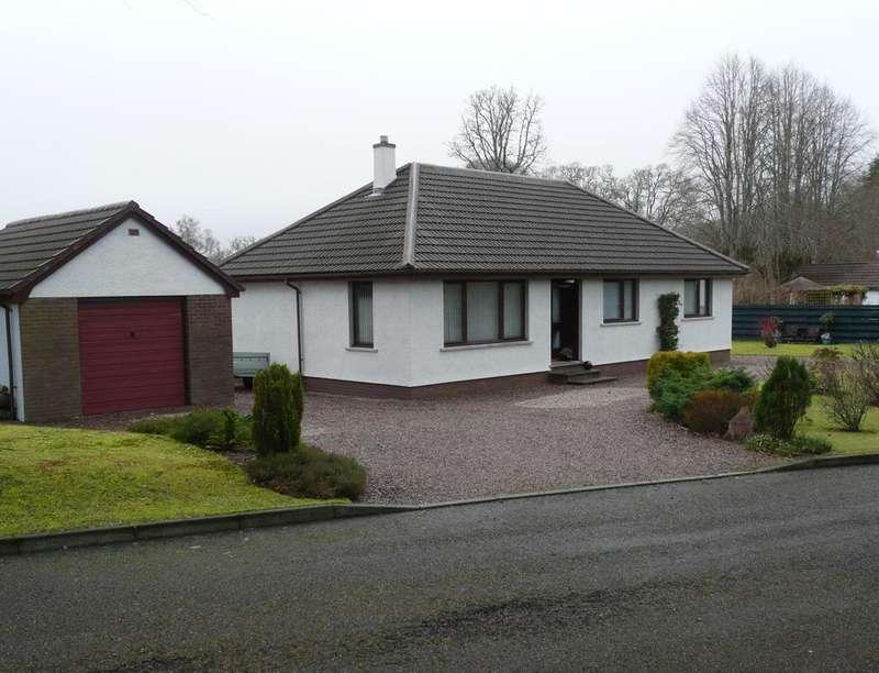 3 Bedrooms Detached House for sale in Lodge Gardens, Spean Bridge, PH34