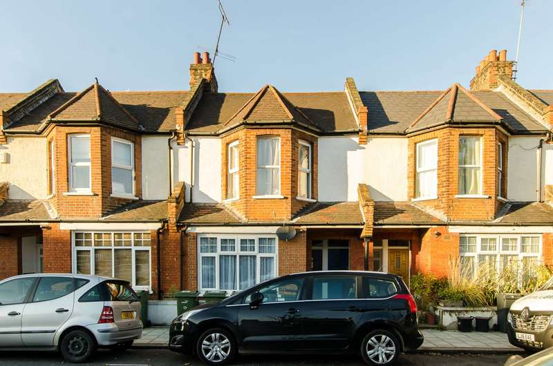 3 Bedrooms Flat for sale in Venetian Road, Camberwell, SE5