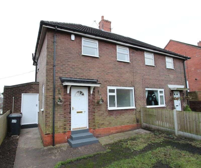 3 Bedrooms Semi Detached House for sale in Gainsborough Road, Chesterton