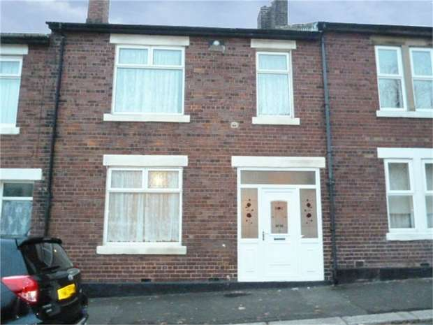 3 Bedrooms Terraced House for sale in Chatton Street, Wallsend, Tyne and Wear