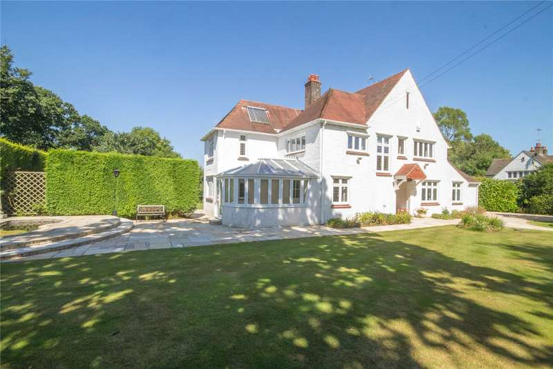 5 Bedrooms Detached House for sale in Sandridge Lane, Lindfield