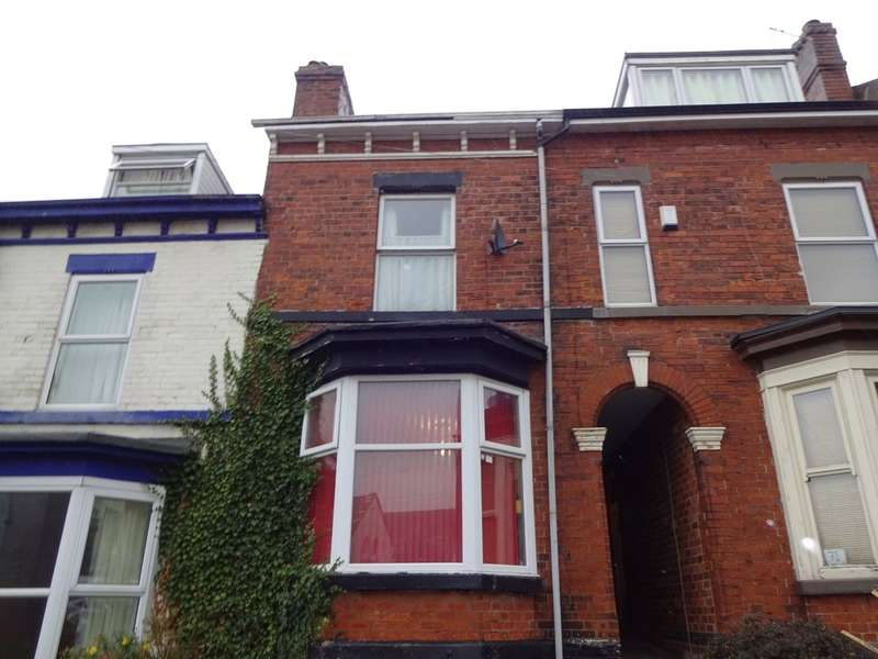 4 Bedrooms Terraced House for sale in Thirlwell Road, Meersbrook Park