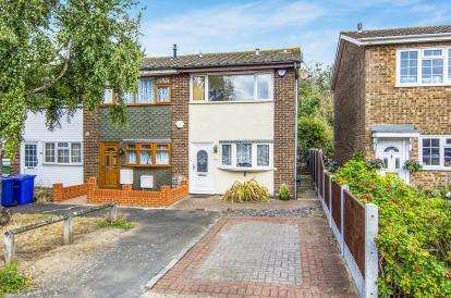 2 Bedrooms End Of Terrace House for sale in Chadwell St Mary, Grays, Essex