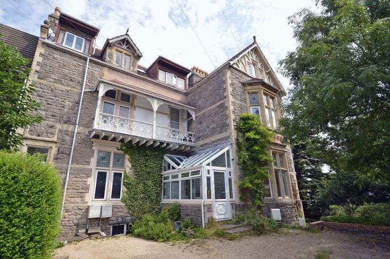 1 Bedroom Flat for sale in Mature position in the heart of Clevedon