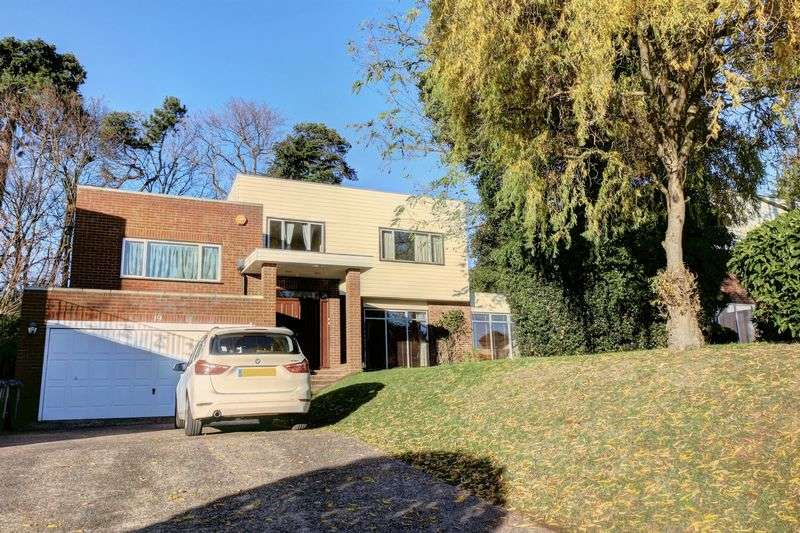 6 Bedrooms Detached House for sale in Lord Chancellor Walk, Kingston Upon Thames