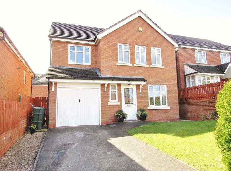 4 Bedrooms Detached House for sale in Rhodfa Brenig, Colwyn Bay