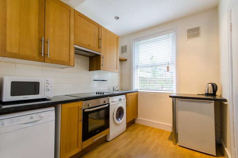 Studio Flat for sale in Iverson Road, West Hampstead, NW6
