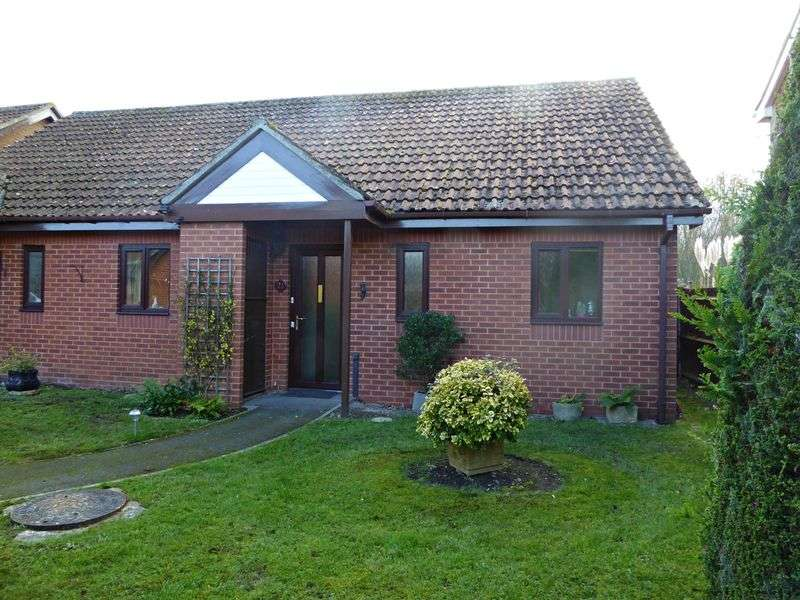2 Bedrooms Retirement Property for sale in Mow Barton, Martock