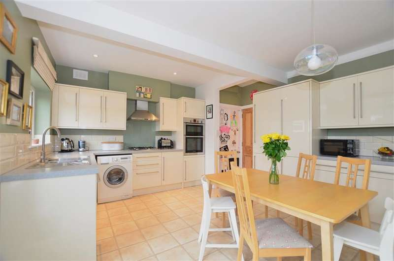 4 Bedrooms Semi Detached House for sale in Lesbourne Road, Reigate, Surrey