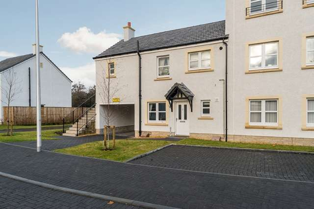 1 Bedroom Ground Flat for sale in Thorny Crook Crescent, Dalkeith, EH22 2RJ