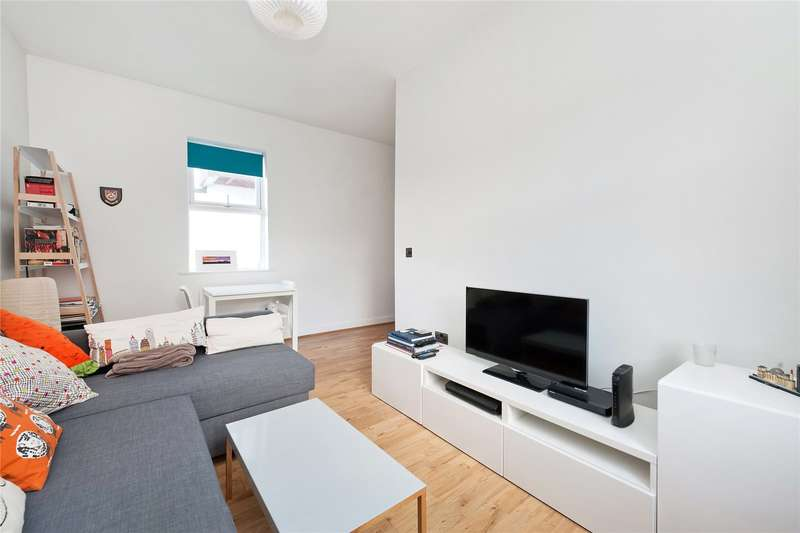 1 Bedroom Apartment Flat for sale in Waldegrave Road, London