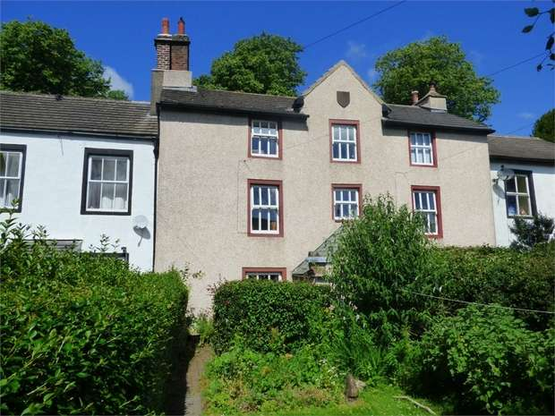 3 Bedrooms Terraced House for sale in Old Hall, Cleator, Cumbria
