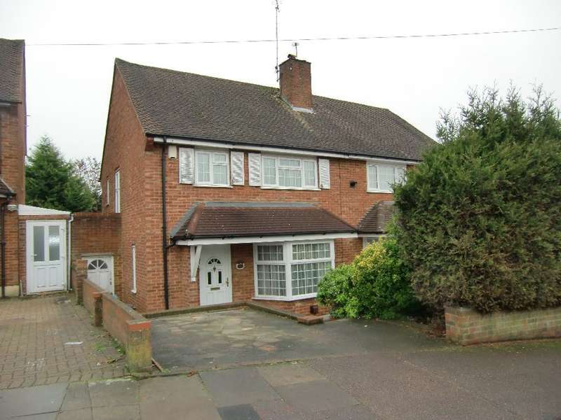 3 Bedrooms Semi Detached House for sale in Ganders Ash, Garston, Watford, WD25