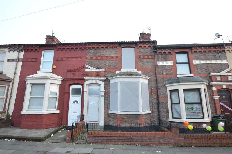 2 Bedrooms Terraced House for sale in Bedford Road, Bootle, L20