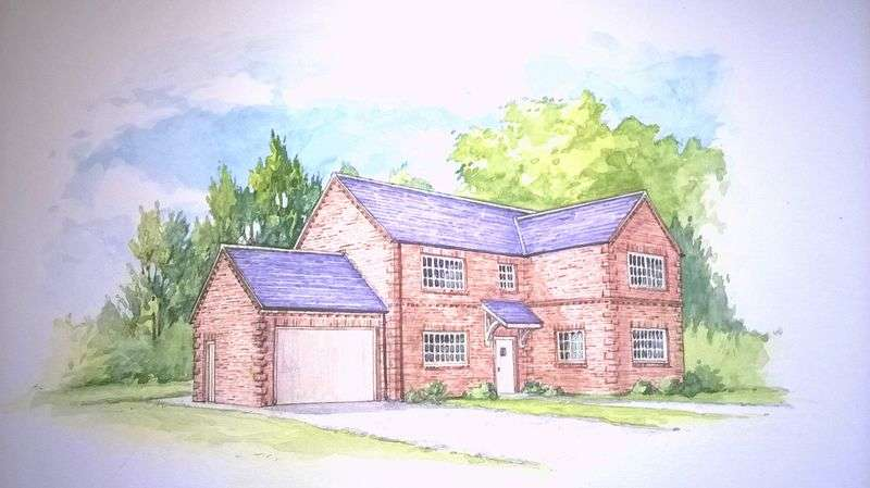 5 Bedrooms Detached House for sale in New Build Heaton Park Aldborough York North Yorkshire YO51 9HE