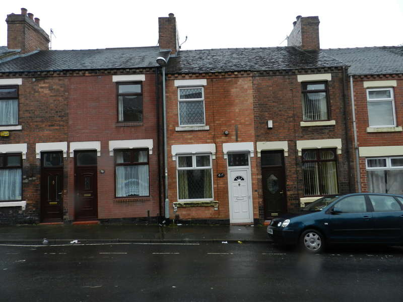 2 Bedrooms Terraced House for sale in Nash Peake Street, Tunstall