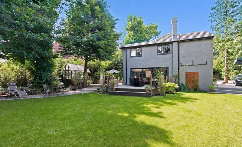 4 Bedrooms Detached House for sale in Highfield Hill, Crystal Palace