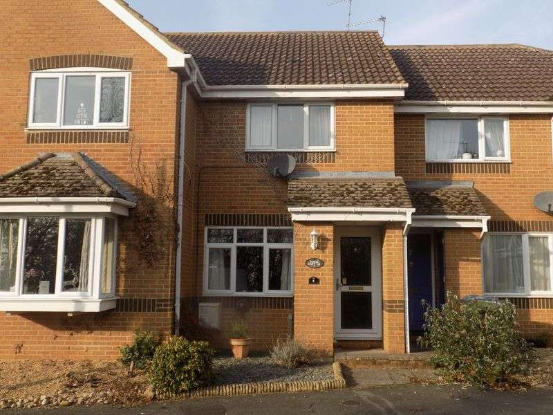 2 Bedrooms Terraced House for sale in Sycamore Close, Lyneham