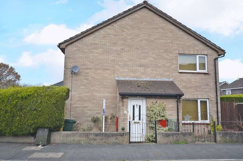 1 Bedroom Terraced House for sale in Modern End-Terrace, Bardsey Close, Newport