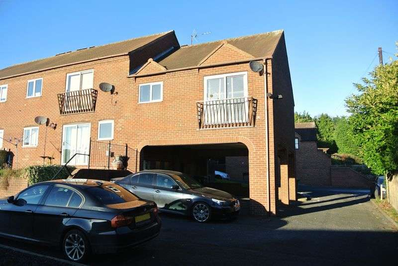 2 Bedrooms Flat for sale in Dove Court, Ironbridge, Telford, Shropshire.