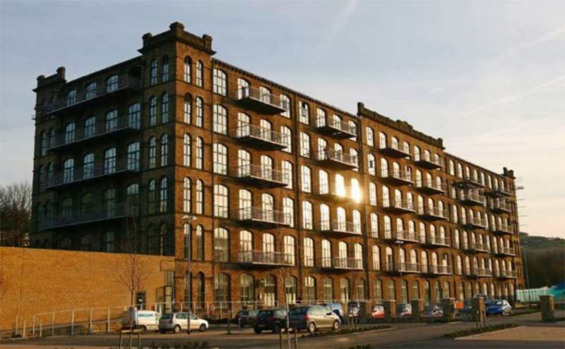2 Bedrooms Apartment Flat for sale in Titanic Mill, Lowestwood Lane