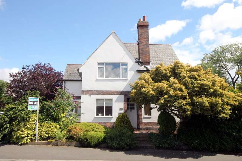 4 Bedrooms Detached House for sale in Thornfield Way, Hinckley