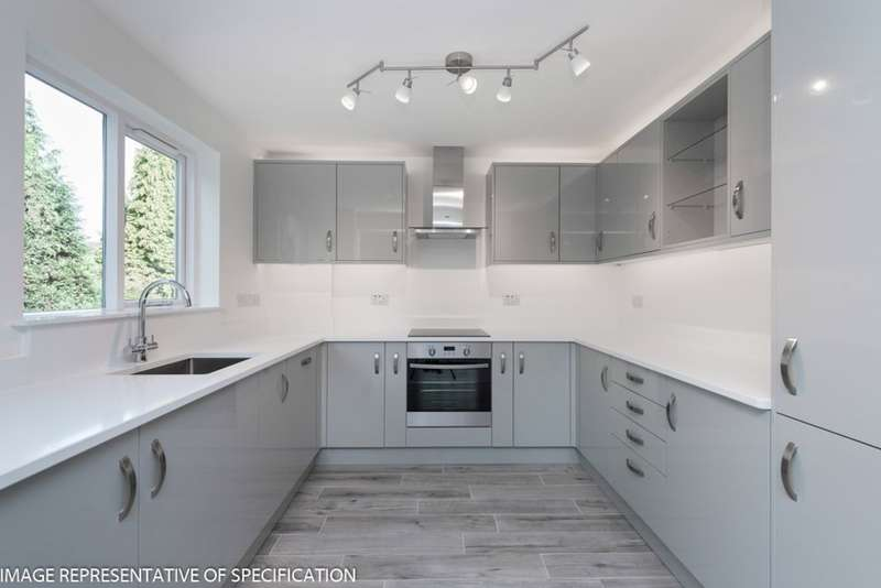 2 Bedrooms Apartment Flat for sale in Botanical House, Apt 3, 15 Guys Cliffe Road