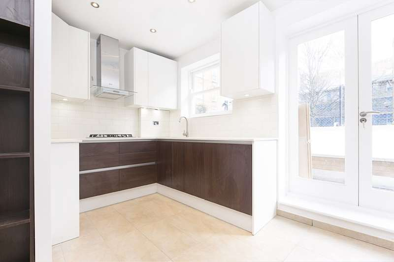 2 Bedrooms Apartment Flat for sale in Eversholt Street , Euston