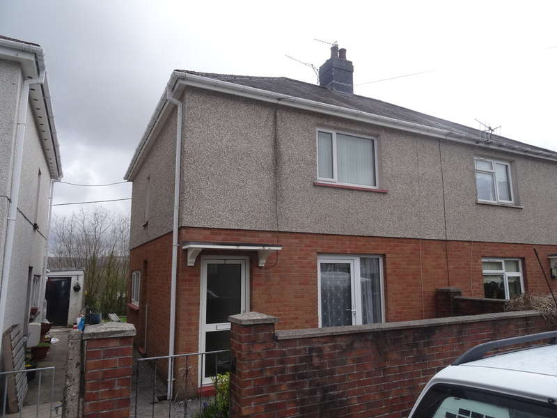 3 Bedrooms Semi Detached House for sale in Tre Ifor, Llwycoed, Aberdare, CF44 0YG