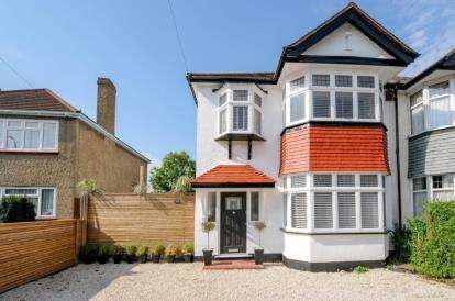 3 Bedrooms Semi Detached House for sale in White Horse Hill, Chislehurst