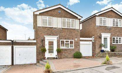 3 Bedrooms Link Detached House for sale in Tubbenden Close, Orpington
