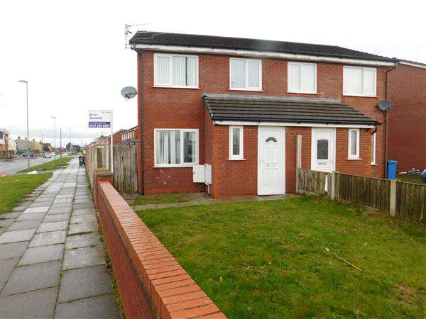 3 Bedrooms Semi Detached House for sale in Brook Hey Drive, Kirkby