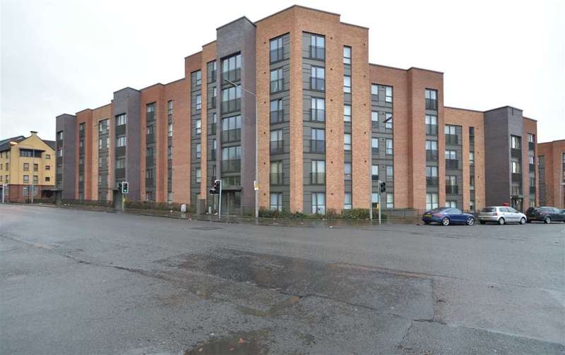 2 Bedrooms Apartment Flat for sale in Garscube Road, Glasgow