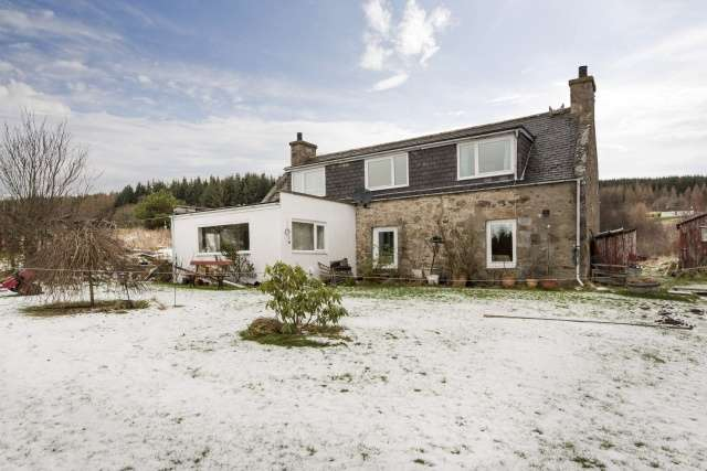 2 Bedrooms Property for sale in Boharm, Craigellachie, Moray, AB38 9RL