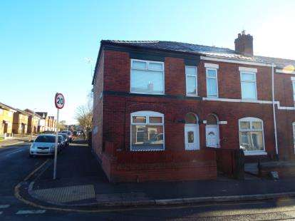 3 Bedrooms End Of Terrace House for sale in Pendlebury Road, Swinton, Manchester, Greater Manchester