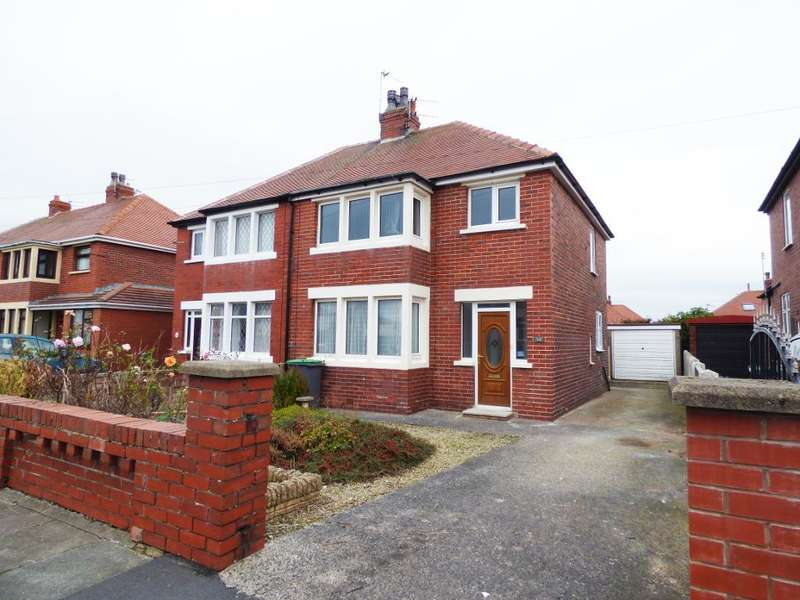 3 Bedrooms Semi Detached House for sale in North Drive, Thornton Cleveleys, Lancashire, FY5 3AQ