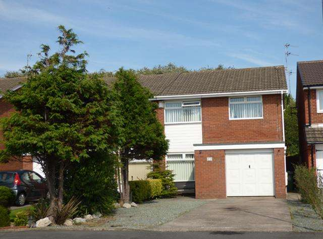 3 Bedrooms Semi Detached House for sale in Mayfield Avenue, Thornton Cleveleys, Lancashire, FY5 2HE
