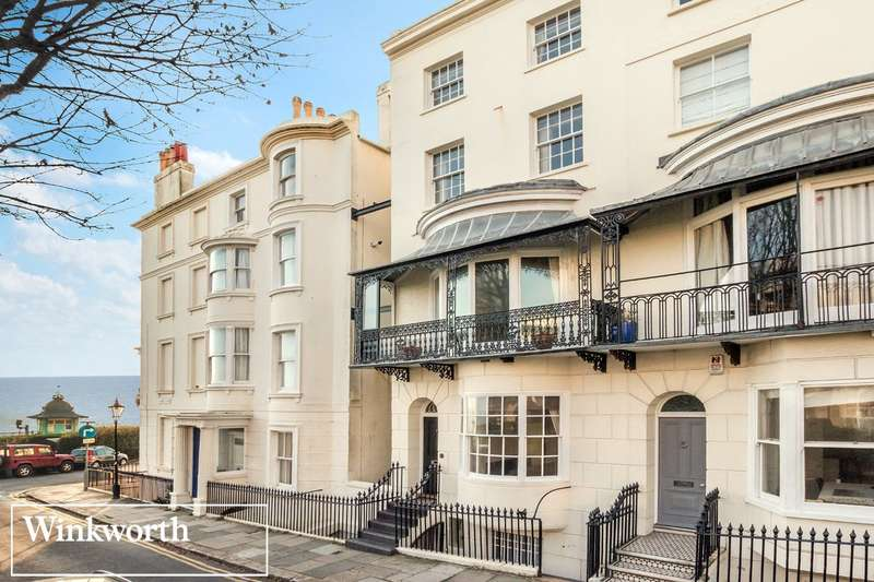 5 Bedrooms End Of Terrace House for sale in Marine Square, Brighton, BN2