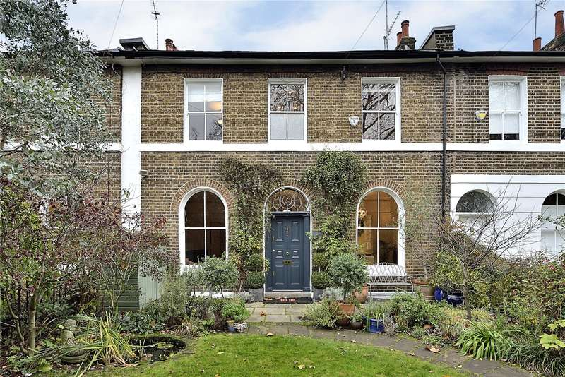 4 Bedrooms House for sale in Malvern Terrace, London, N1