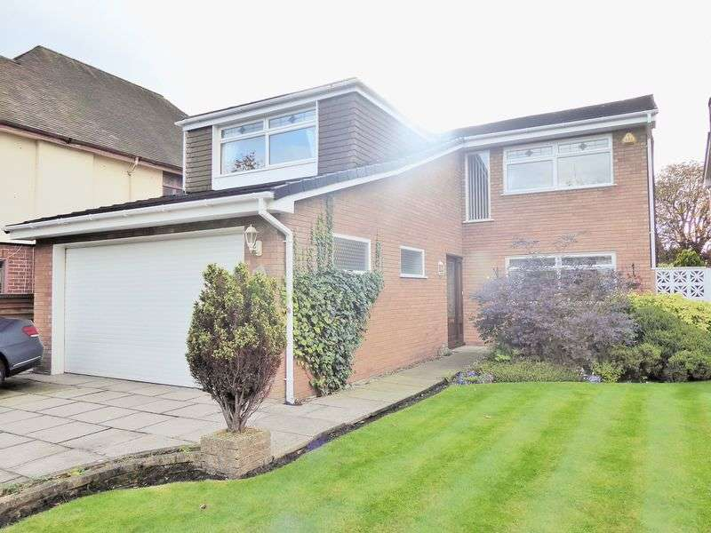 4 Bedrooms Detached House for sale in Park Avenue, Hesketh Park, Southport