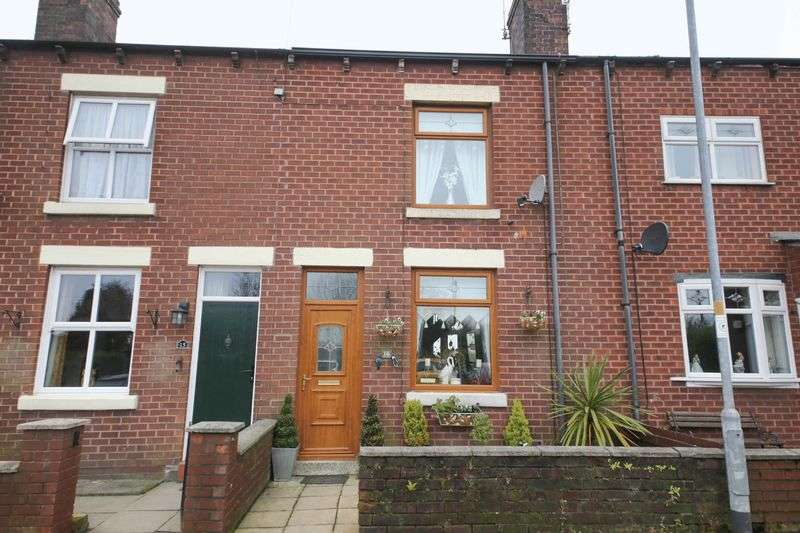 3 Bedrooms Terraced House for sale in Gidlow Lane, Beech Hill, Wigan