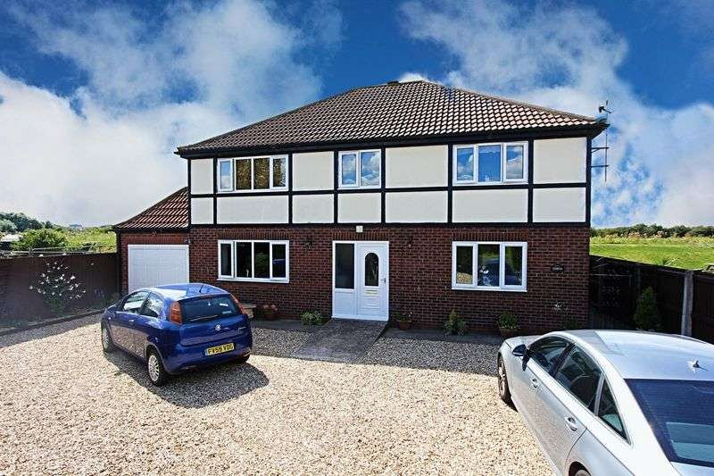 4 Bedrooms Detached House for sale in Ferry Road, Barrow Haven