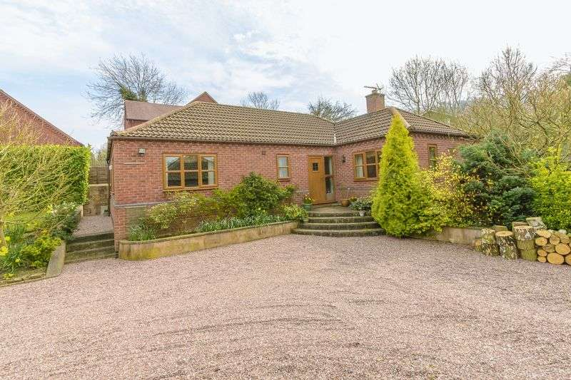 2 Bedrooms Detached Bungalow for sale in Homer, Much Wenlock