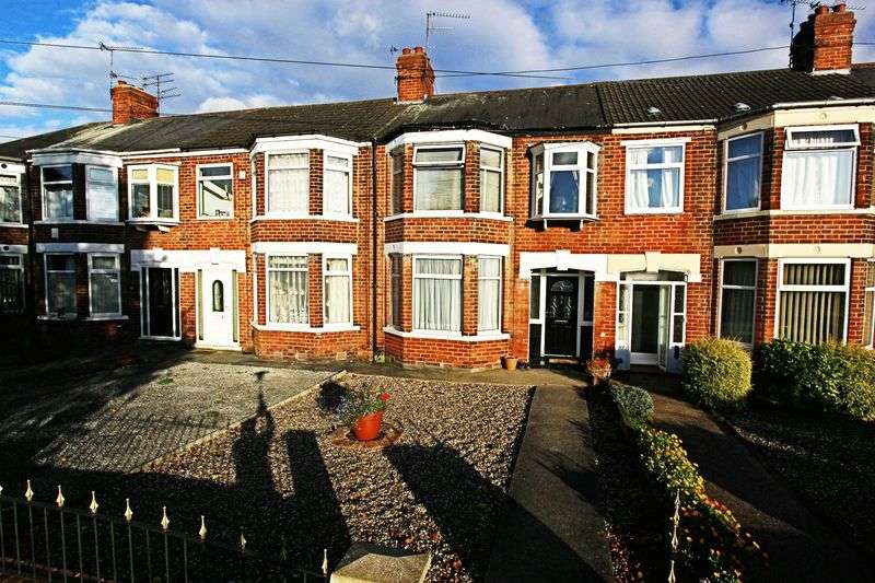 3 Bedrooms Terraced House for sale in Fairfax Avenue, Hull