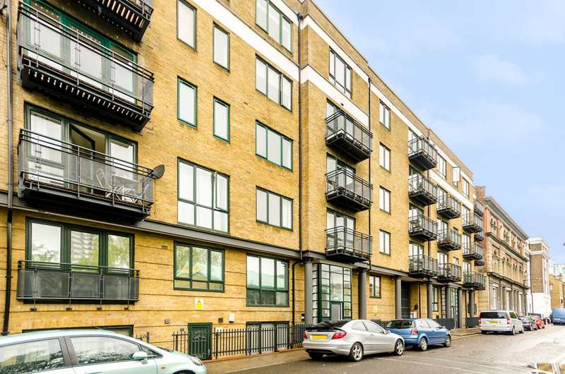 2 Bedrooms Flat for sale in Ensign Street, Tower Hill, E1