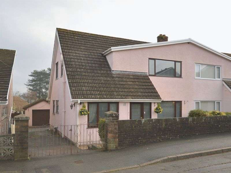 4 Bedrooms Detached House for sale in Orchard Close, Abergavenny