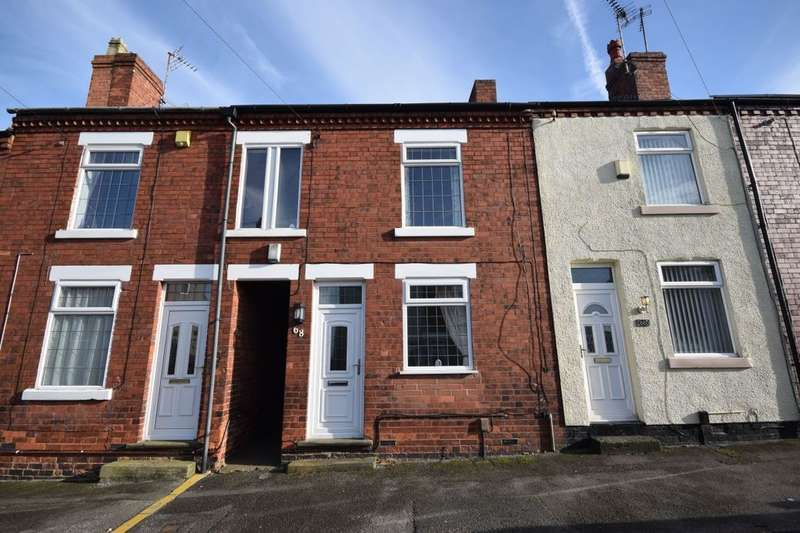 3 Bedrooms Semi Detached House for sale in Sherwood Street, Annesley Woodhouse,Kirkby-In-Ashfield, Nottingham, NG17