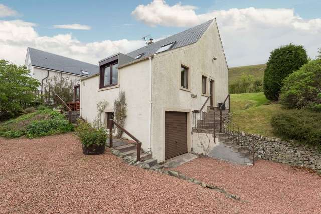 3 Bedrooms Detached House for sale in Yarrow, Selkirk, Borders, TD7 5LB