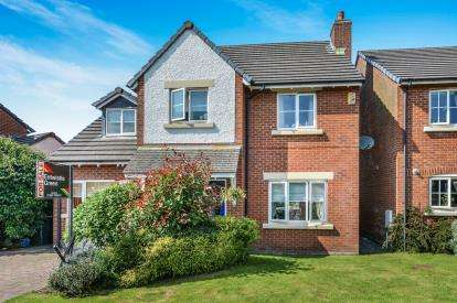 4 Bedrooms Detached House for sale in Redruth Drive, Carnforth, Lancaster, LA5